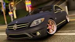 A Mercedes-Benz CL65 AMG para GTA San Andreas
