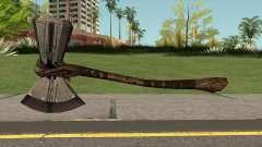 Marvel Future Fight - Thor Weapon para GTA San Andreas