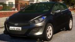 Hyundai i30 Q Car para GTA 4