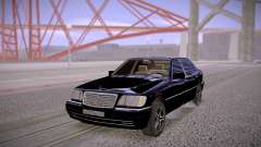 Mercedes-Benz S600 W140 Stock