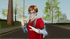 Avengers Academy: Peter Parker para GTA San Andreas