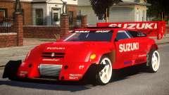 Suzuki Escudo para GTA 4