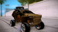 Jeep Grand Cheroke Off Road LPcars
