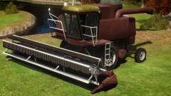 Combine Harvester v1 para GTA 4