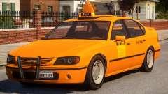 Taxi Vapid New York City para GTA 4