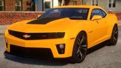 Chevrolet Camaro ZL1 V1.4 para GTA 4