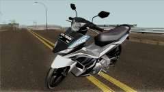 New Jupiter MX STD para GTA San Andreas