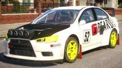 Mitsubishi Lancer EVOX PJ5 para GTA 4