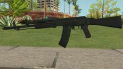 AK-74M LowPoly para GTA San Andreas