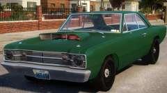 1968 Dodge Dart V1.2 para GTA 4