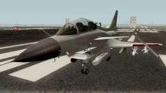 Chengdu J-10 Vigorous Dragon para GTA San Andreas