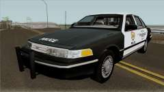 Ford Crown Victoria R.P.D. REO 1994 para GTA San Andreas