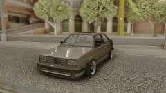 Volkswagen Jetta MK2 Coupe para GTA San Andreas
