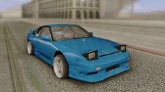 Nissan 180SX Tuning para GTA San Andreas
