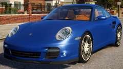 Porsche 911 (997) Turbo para GTA 4