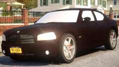 Dodge Charger RT 2007 para GTA 4