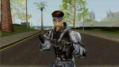 Snake - Metal Gear para GTA San Andreas