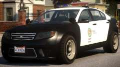 Cheval Fugitive Actuator FS Arjent para GTA 4