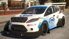 Ford Fiesta OMSE V1.2 para GTA 4