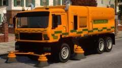 Road Sweeper para GTA 4