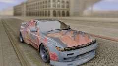 Nissan Skyline GT 1989 Nissan 240SX S13 Onevia para GTA San Andreas