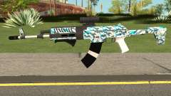 Gunrunning Assault Rifle Mk2 para GTA San Andreas