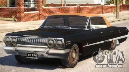 1963 Chevrolet Impala (4 Doors) para GTA 4
