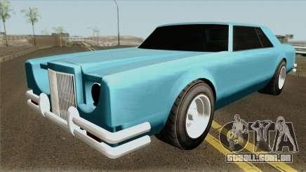 Dundreary Virgo The Car GTA V IVF para GTA San Andreas