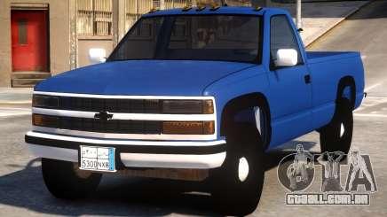 1997 Chevrolet Silverado para GTA 4