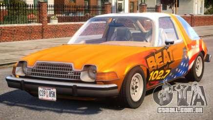 Pacer AMC para GTA 4