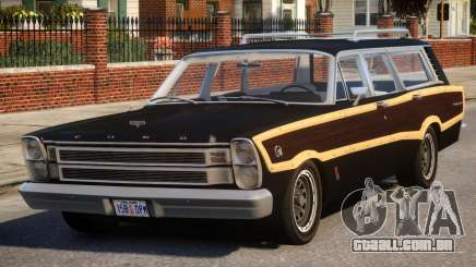 Ford Country Squire - v1.2 para GTA 4