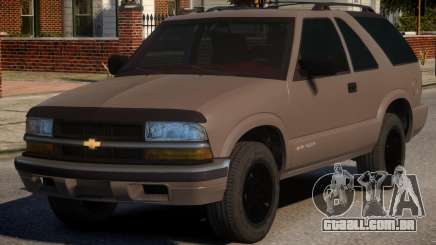 Chevrolet Blazer V1.2 para GTA 4