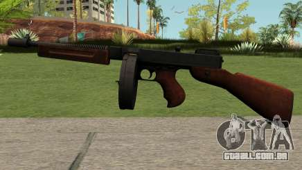 Chicago Typewriter M1928 para GTA San Andreas
