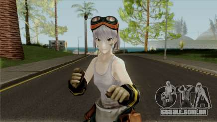 Gods Eater: Ressurection - Licca Kusunoki para GTA San Andreas