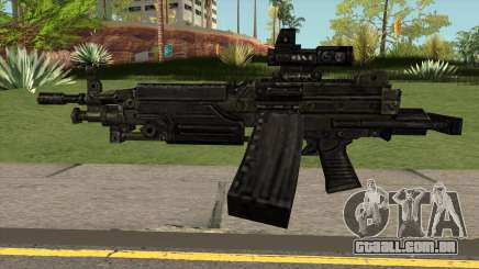 Marvel Future Fight - Winter Soldier Weapon para GTA San Andreas
