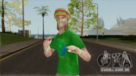 Veteran Child From SR2 para GTA San Andreas