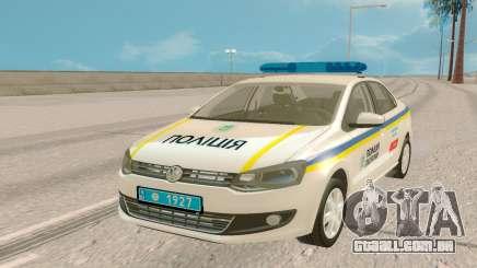 Volkswagen Polo (Ucrânia) para GTA San Andreas