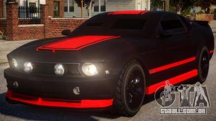 Vapid Dominator para GTA 4