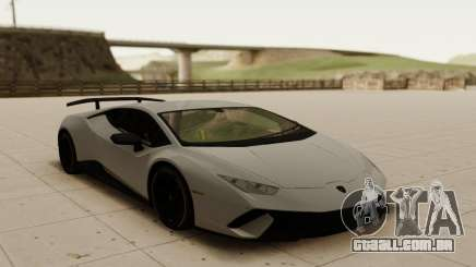 Lamborghini Huracan Performante 2018 [ver. 1.0] para GTA San Andreas