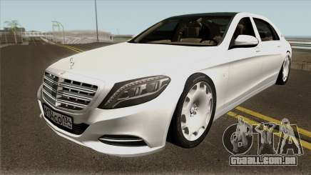 Mercedes-Benz Maybach X222 para GTA San Andreas