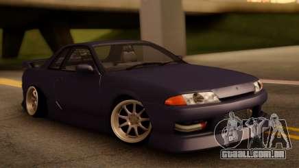 Nissan Skyline R32 GTS para GTA San Andreas