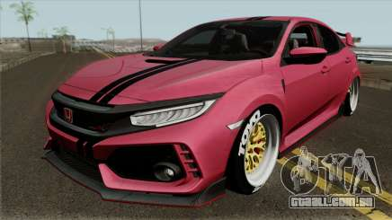 Honda Civic Type R v2.1 2017 para GTA San Andreas