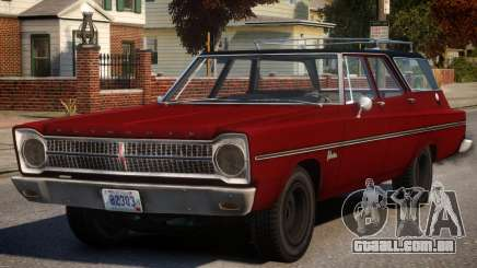Plymouth Belvedere V1.1 para GTA 4