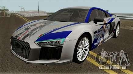 Audi R8 V10 Rin Shibuya para GTA San Andreas