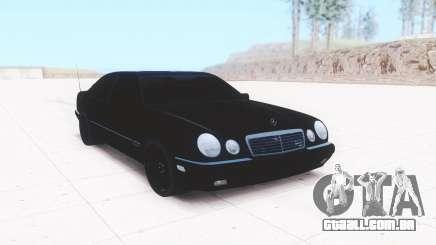 Mercedes-Benz W210 para GTA San Andreas