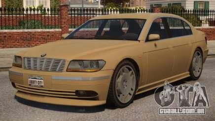 BMW Textur Mod para GTA 4