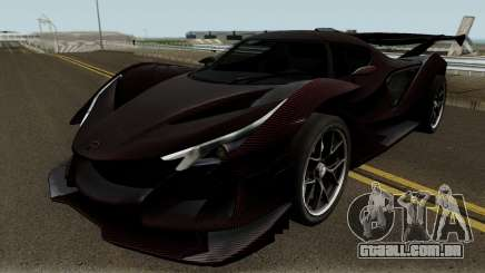 Apollo Intensa Emozione 2018 para GTA San Andreas