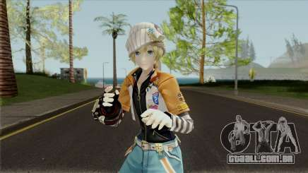 Gods Eater 2: Rage Burst - Romeo Leoni para GTA San Andreas