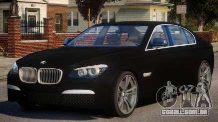 BMW 750i para GTA 4