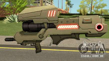Marvel Future Fight - Cable Rocket Launcher para GTA San Andreas